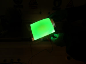 Flexible OLED Light