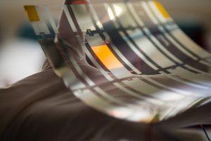 OLED-auf-Dünnglaskl