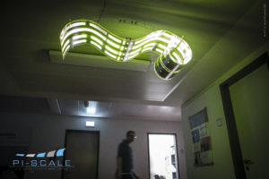 Hands On Flexible Oled Lighting Work At Isal 2017